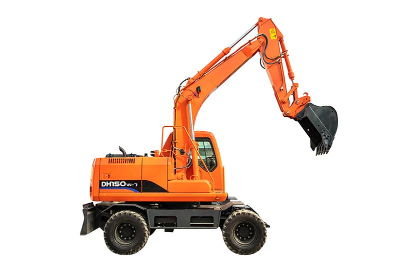 烟台履带式挖掘机